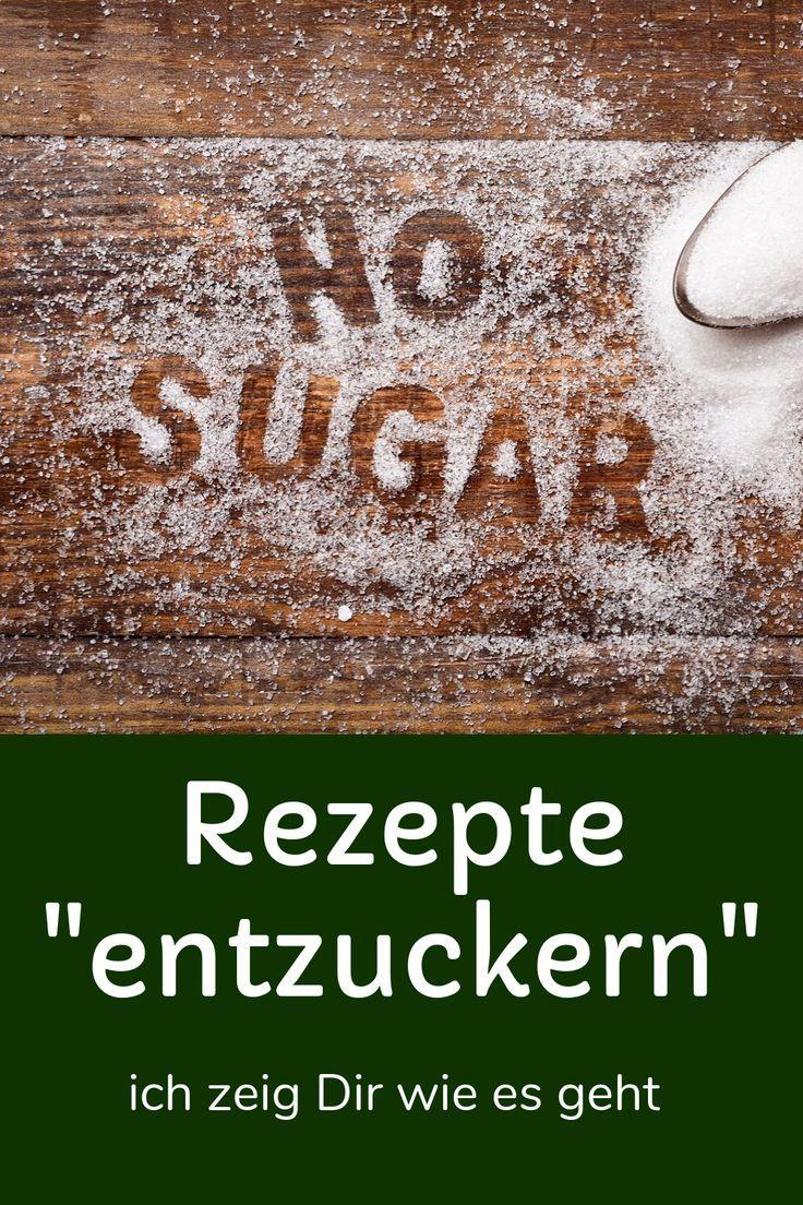 Rezepte ohne Zucker selber erstellen - ich zeige Dir, wie das geht. Ich blogge seit über 2 Jahren über mein zuckerfreies Leben. Alle meine Rezepte sind nur mit Obst gesüßt. Ich zeige Dir, wie ich das mache und wie ich leckere zuckerfreie Rezepte für meine Familie erstelle. #fitnesschallenges