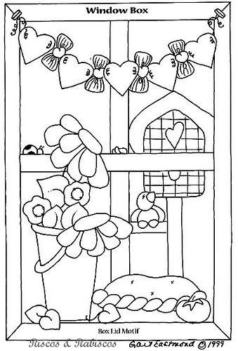 Desenho De Barbie Rapunzel Na Janela Da Torre Para Colorir Com