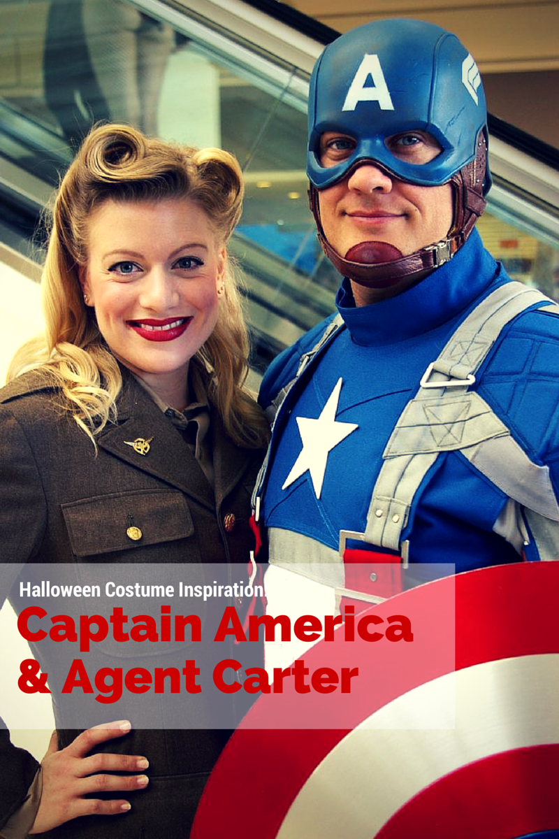 Image result for captain america couples costumes  sc 1 st  Pinterest & Image result for captain america couples costumes | Boo | Pinterest