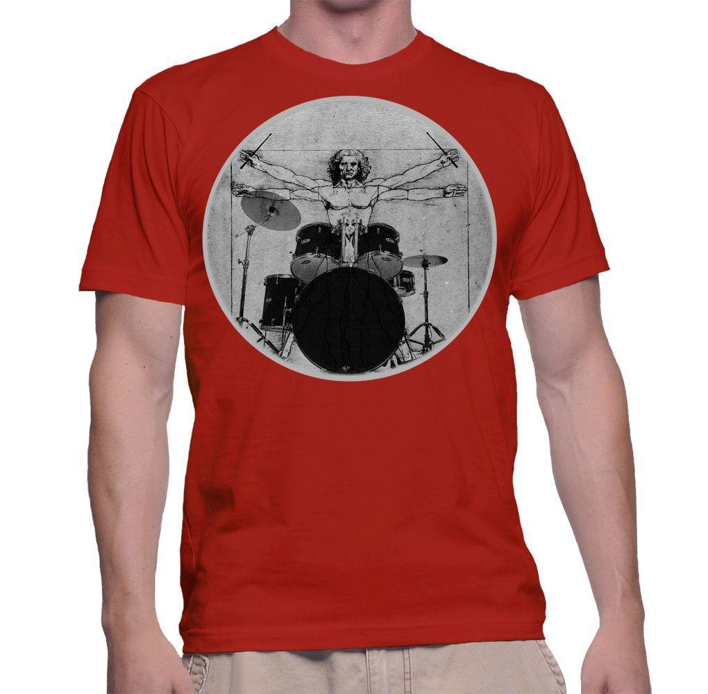 Drum Copy T-Shirt
