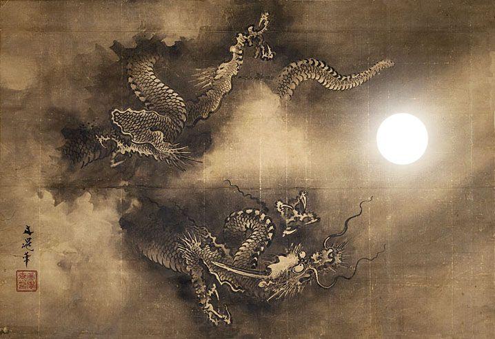 Jesus Full Moon | Full moon of the Dragon Year 4710