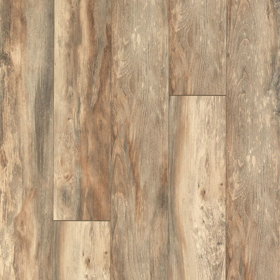 Pergo Portfolio 7 48 In W X 3 93 Ft L Barnwood Oak Embossed Wood Plank Laminate Flooring