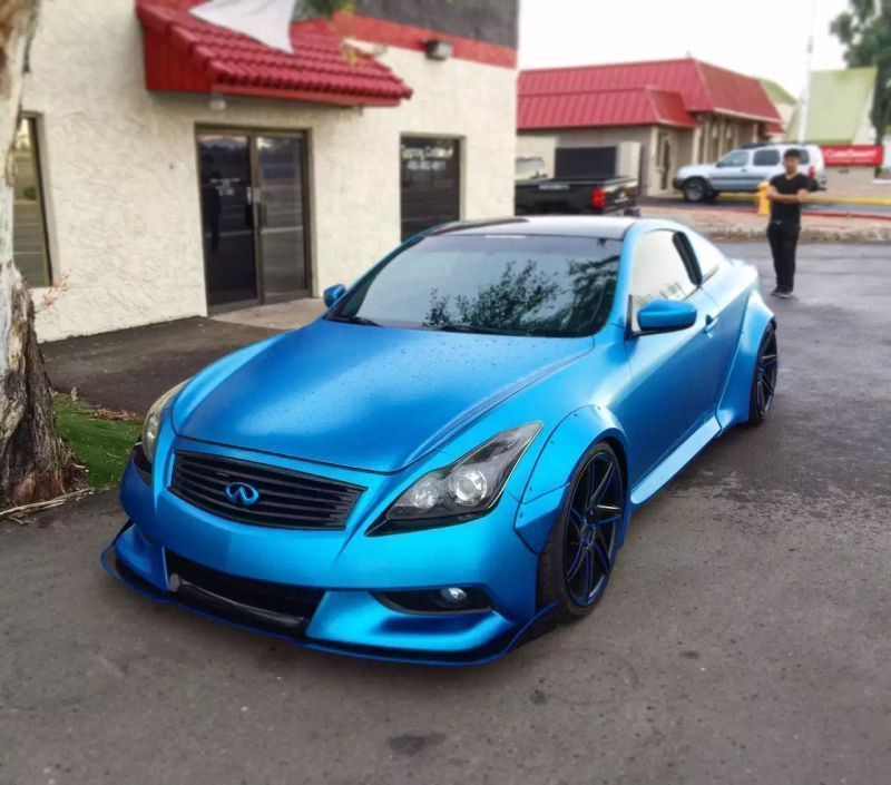 2007 2015 G37 2dr Coupe Dp Style Front Bumper Body Kit W Lip For Infiniti In Ebay Motors Parts Accessories Car Truck Parts Eba Infiniti Body Kit Coupe