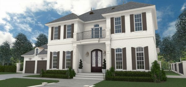 First lady bedrooms and baths the house designers also five bedroom french country plan pinterest traditional rh za