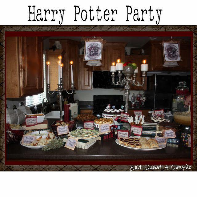 Zutaten für Zaubertränke   Harry Potter mottoparty   Pinterest ...