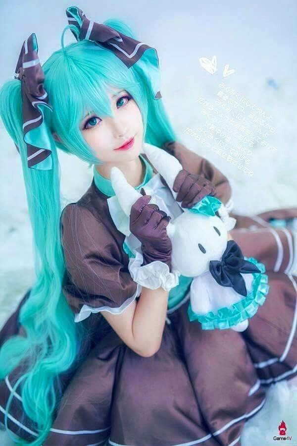 Photo of Hatsune Miku Cosplay