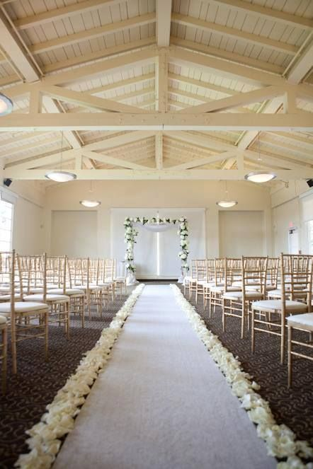 Our Ceremony Room At Golden Gate Club