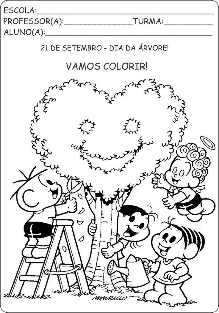 Resultado De Imagem Para Dia Das Criancas Turma Da Monica Com
