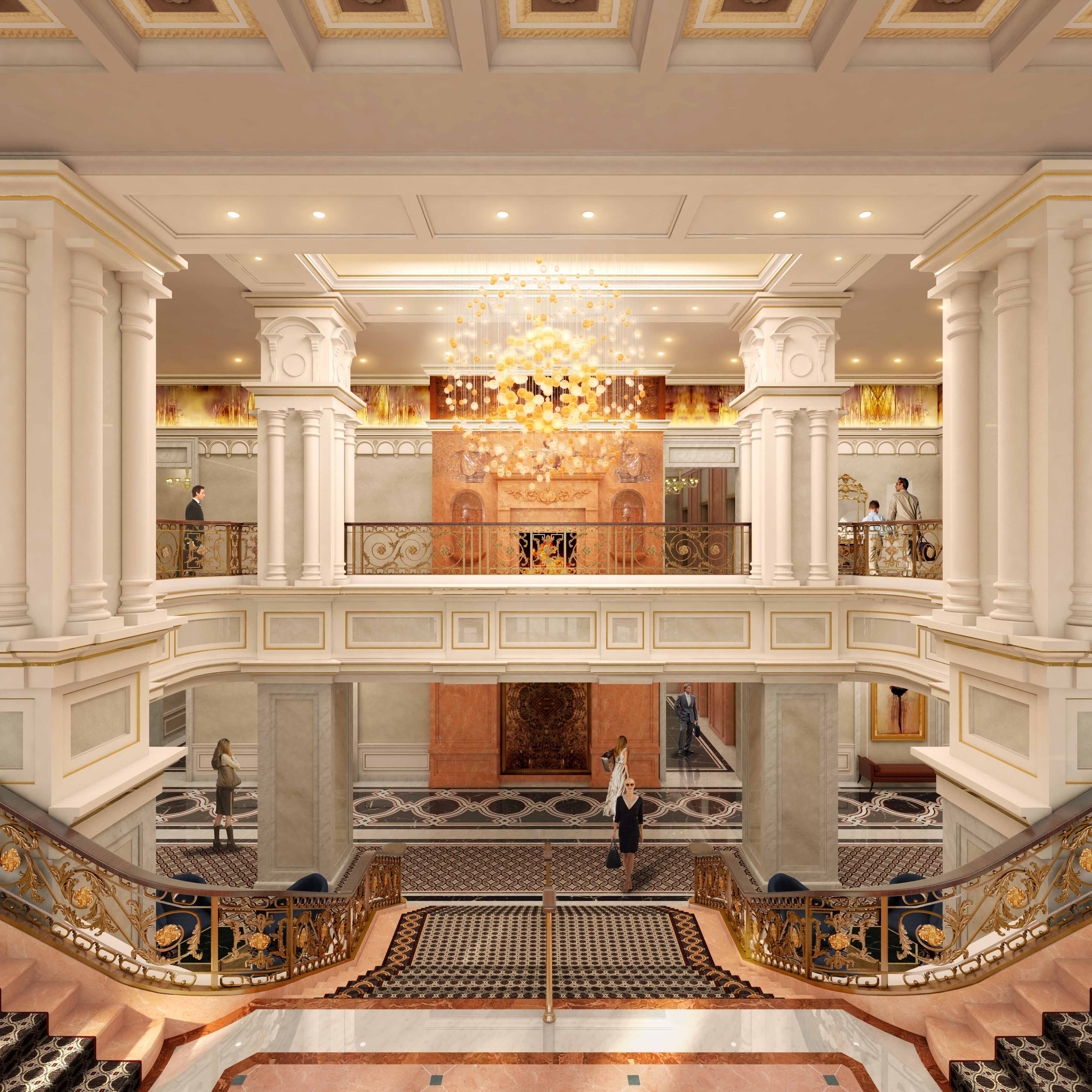 Explore palace hotel hotel lobby and more
