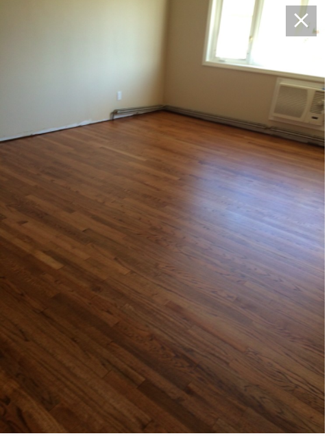 Duraseal Chestnut Stain On White Oak