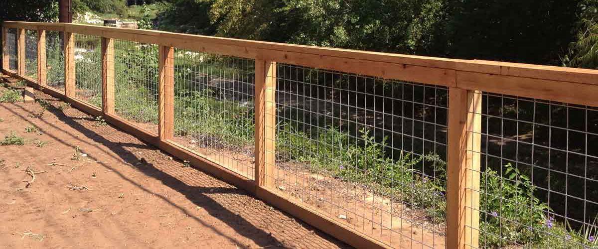 Apple Fence Company - Austin, TX - Bull Panel Fences Home Design