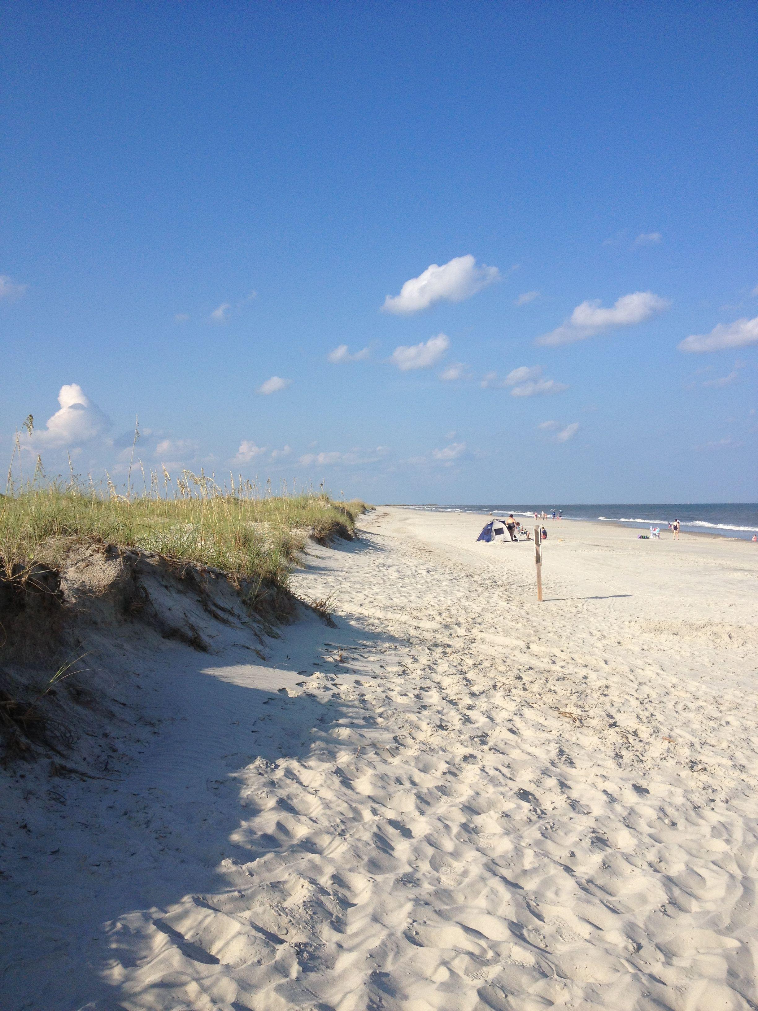 Murrell S Inlet Beach Carolina