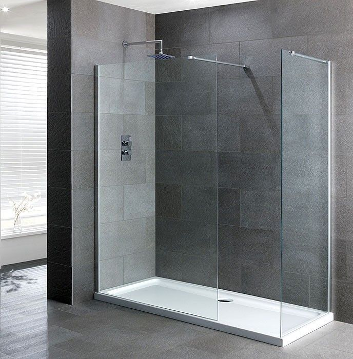 large walk in shower enclosures | For the Home | Pinterest | Shower ...