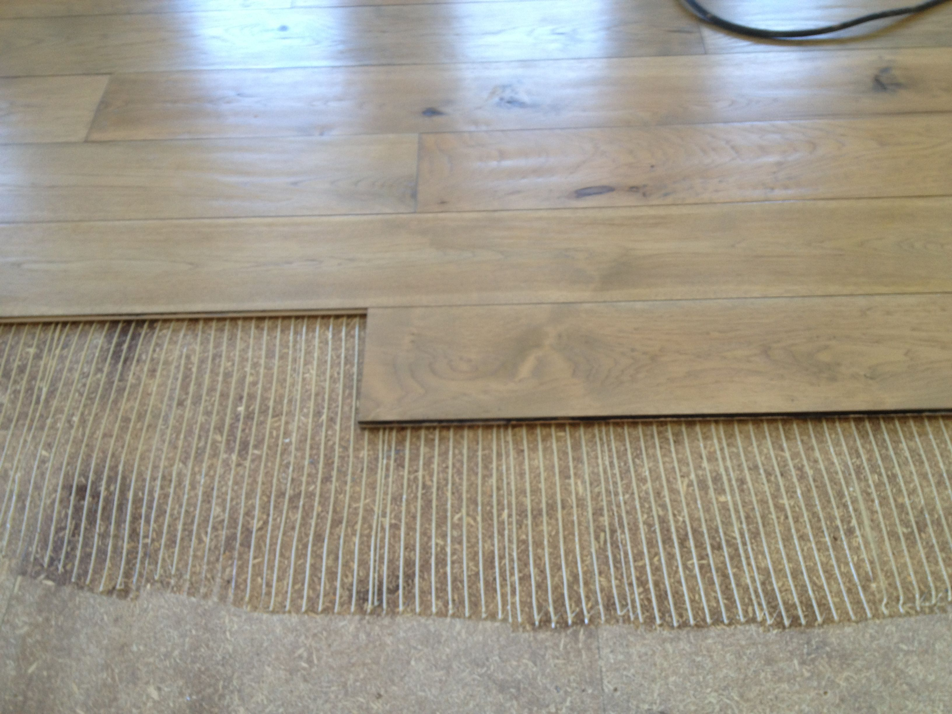 The Best Installing Timber Flooring Over Tiles And View Parquet