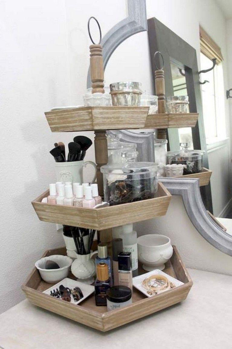 38+ Intelligente Tipps Ideen für die Organisation von Badezimmern