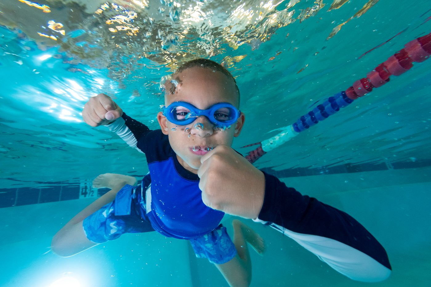 Super Heroes Learn How To Swim Aqua Tots Swim Schools Continues To Make A Difference Around Swim School Learn To Swim Early Childhood Education Curriculum