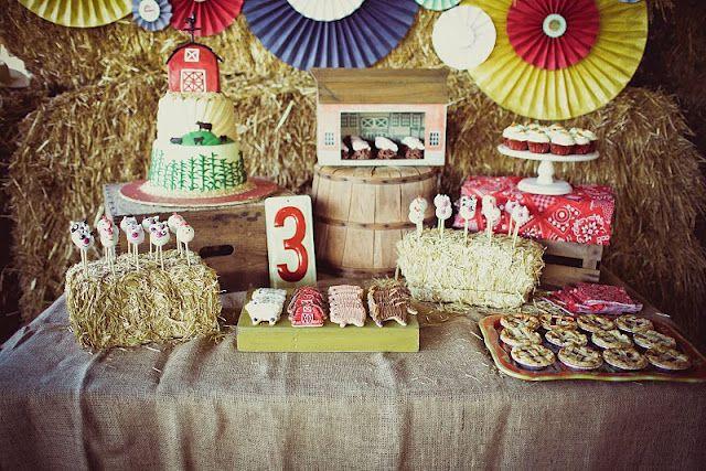 Kara's Party Ideas | Kids Birthday Party Themes: boy party