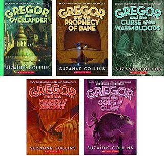 Gregor The Overlander Series Pdf