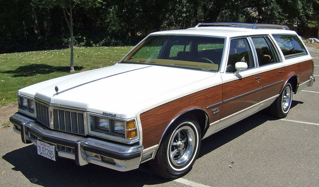 1978 pontiac bonneville grand safari wagon flickr. Black Bedroom Furniture Sets. Home Design Ideas