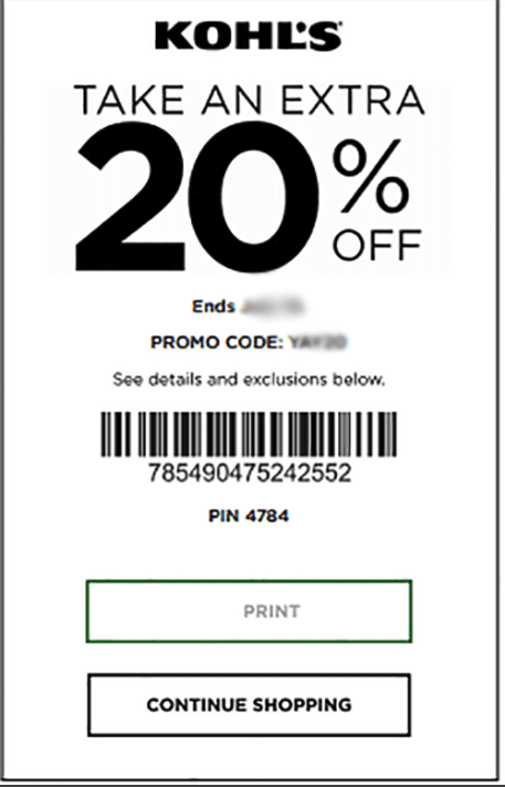 Best January 2020 Kohls Printable Coupons And Coupon Codes Kohls Printable Coupons Kohls Coupons Kohls Promo Codes