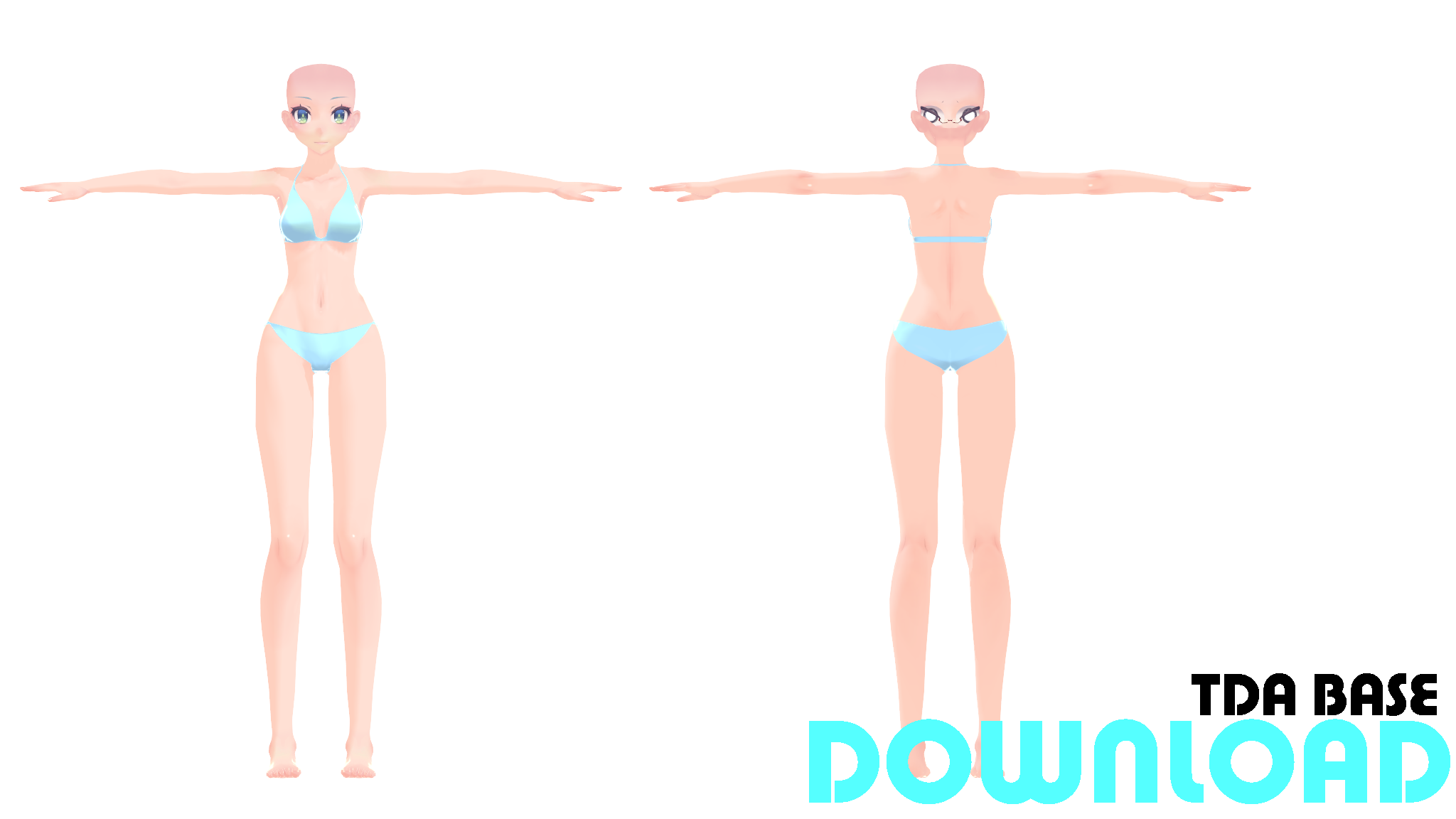 MMD] TDA BASE DOWNLOAD by TheOnlySoul | mmd | Base, Projects