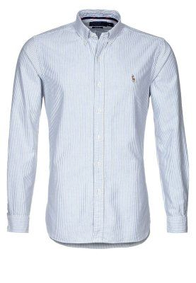Polo Ralph Lauren SLIM FIT - Hemd - blue/white - Zalando.de