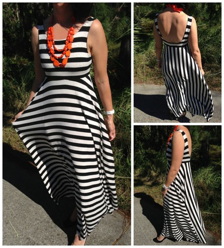 Jaw droppingly gorgeous Nettie top with BHL circle skirt by Sew ...