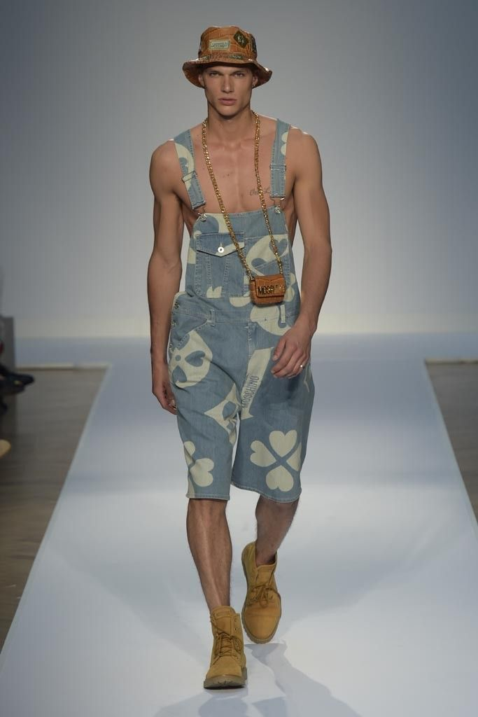 Moschino Men's RTW Spring 2015 - Slideshow