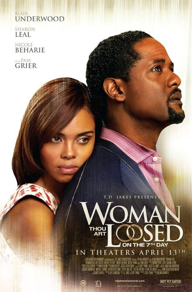 Td jakes presents woman thou art loosed starring blair underwood td jakes presents woman thou art loosed starring blair underwood and sharon leal fandeluxe Images