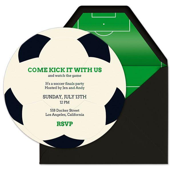 Soccer Party, Soccer