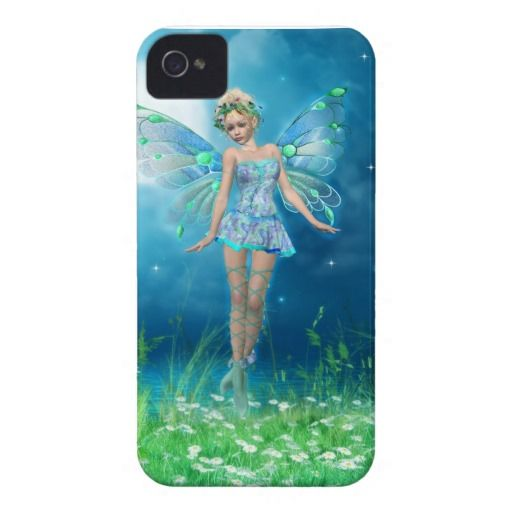 Butterfly Princess Case-Mate iPhone 4 Cases