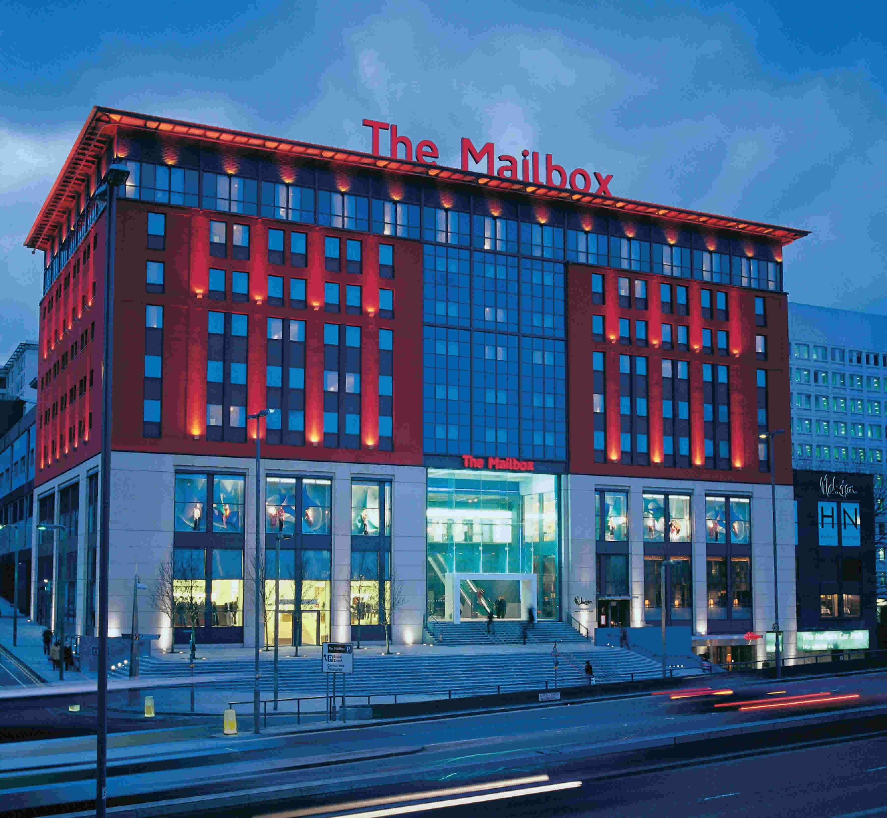 Apartments In Birmingham: MailBox Birmingham Apartments