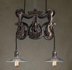 pulley lighting. pulley lights lighting i