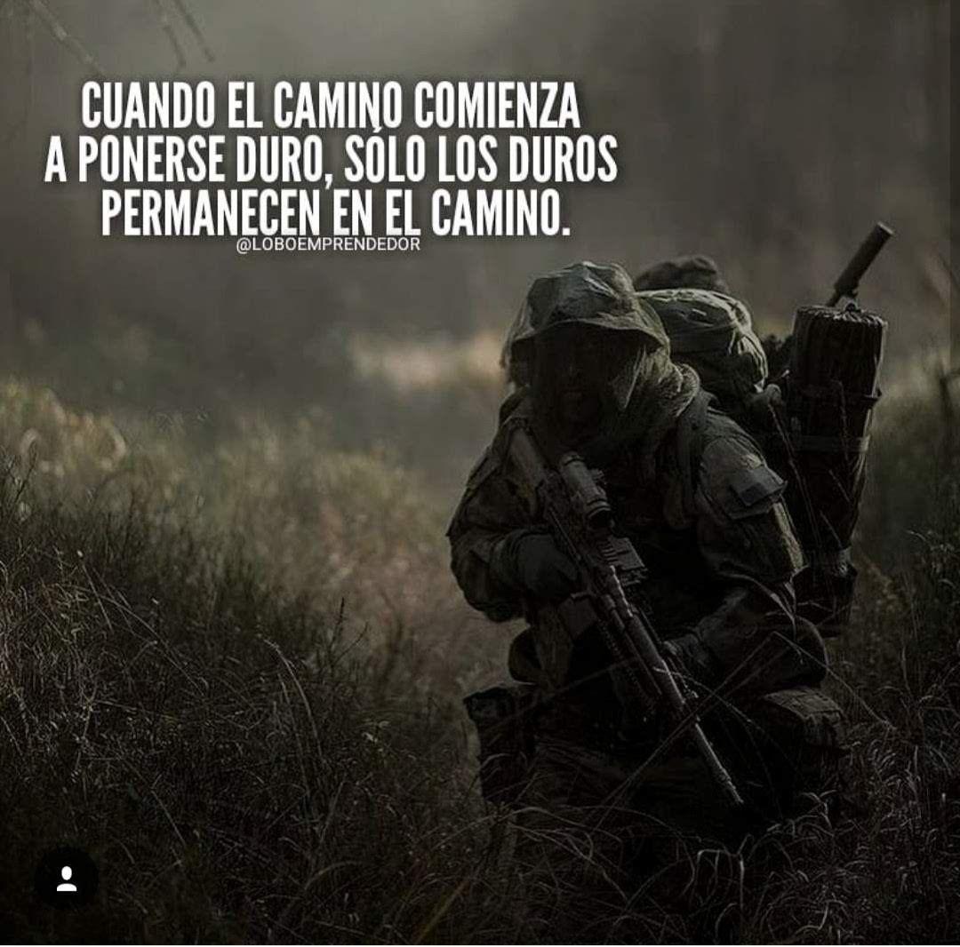 Permanece En La Lucha Frases Militares Motivacion