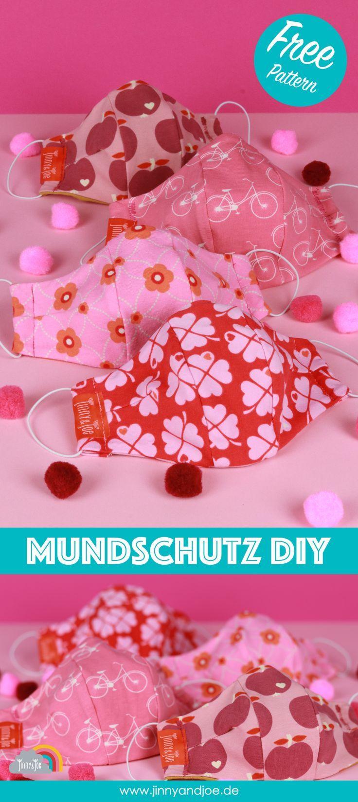 Photo of DIY Nähen – Mundschutz – einfach selber nähen