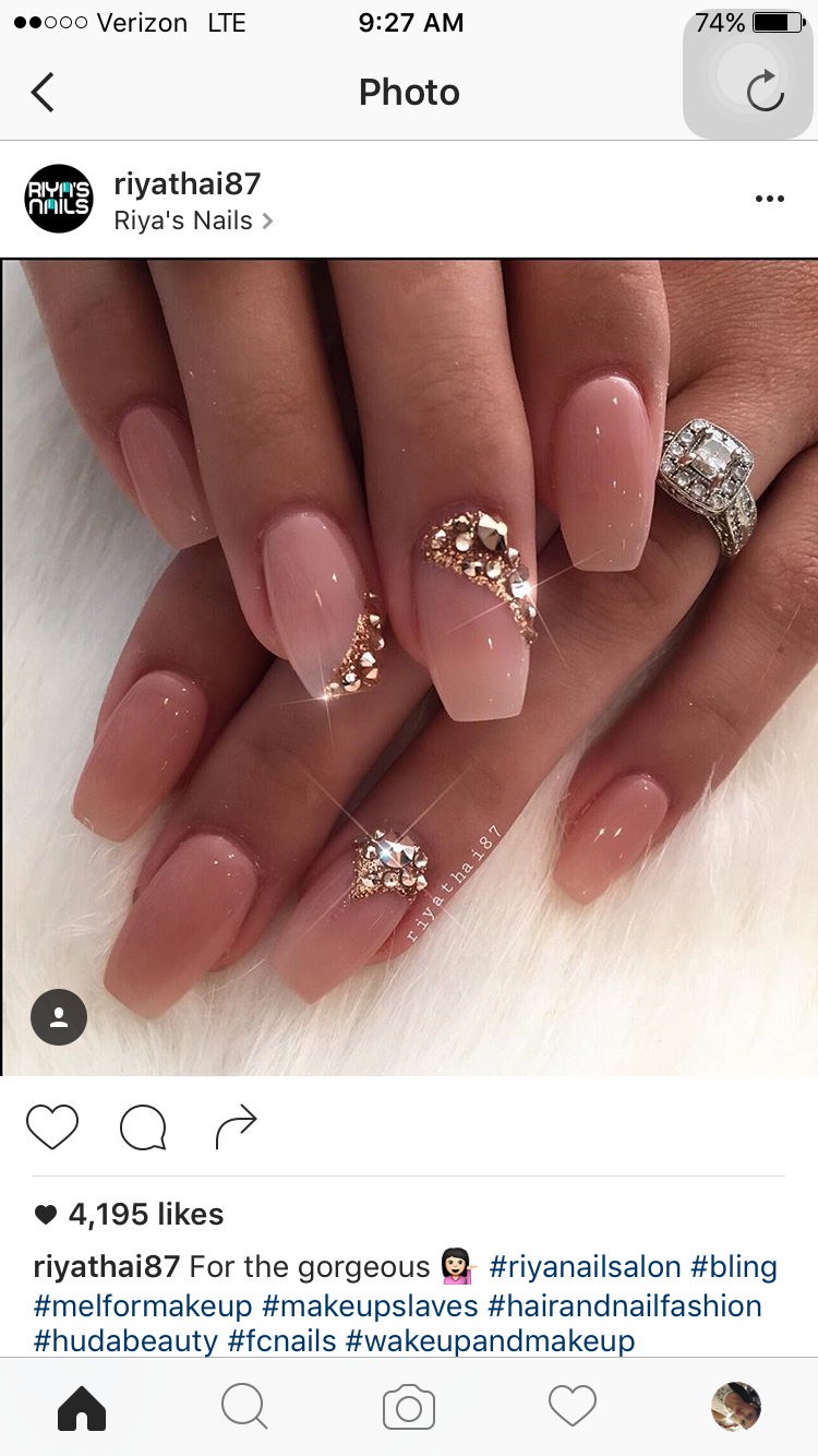 Pin by Glitz and Glamour Makeup on Beauty Nails Community Board ...