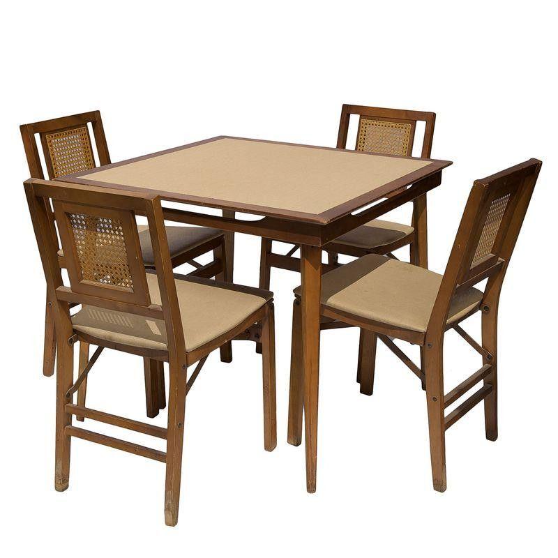 Vintage Mid Century Modern Card Table Table Midcentury Modern