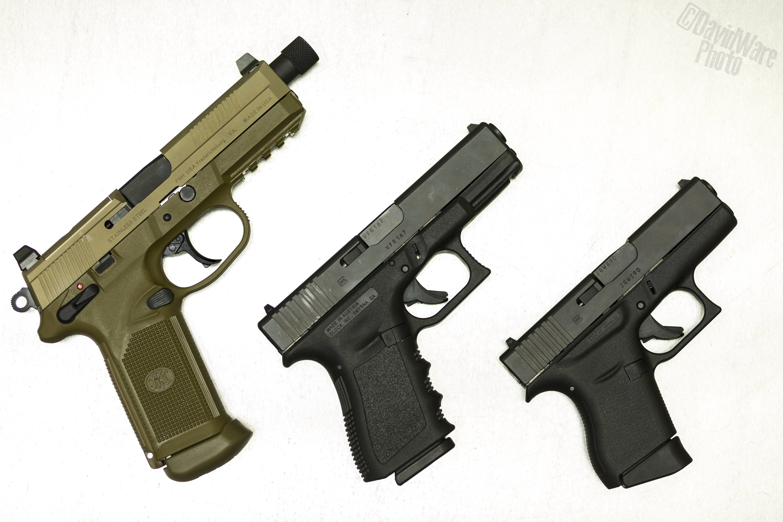 FNX-45 Tactical, Glock 19, Glock 43Find our speedloader now!  http://www.amazon.com/shops/raeind