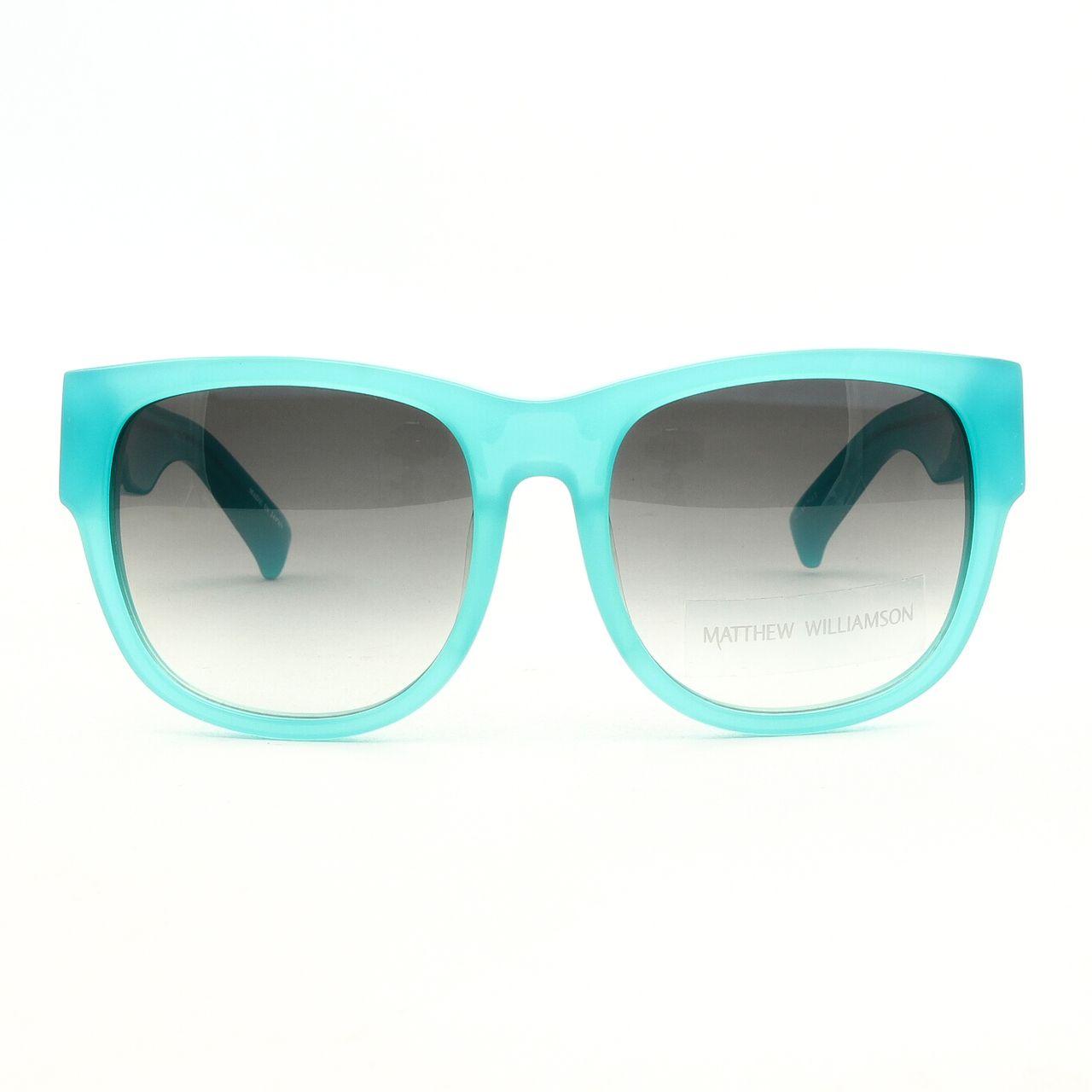 Matthew Williamson 17 C8 Sunglasses Col. Turquoise with ...