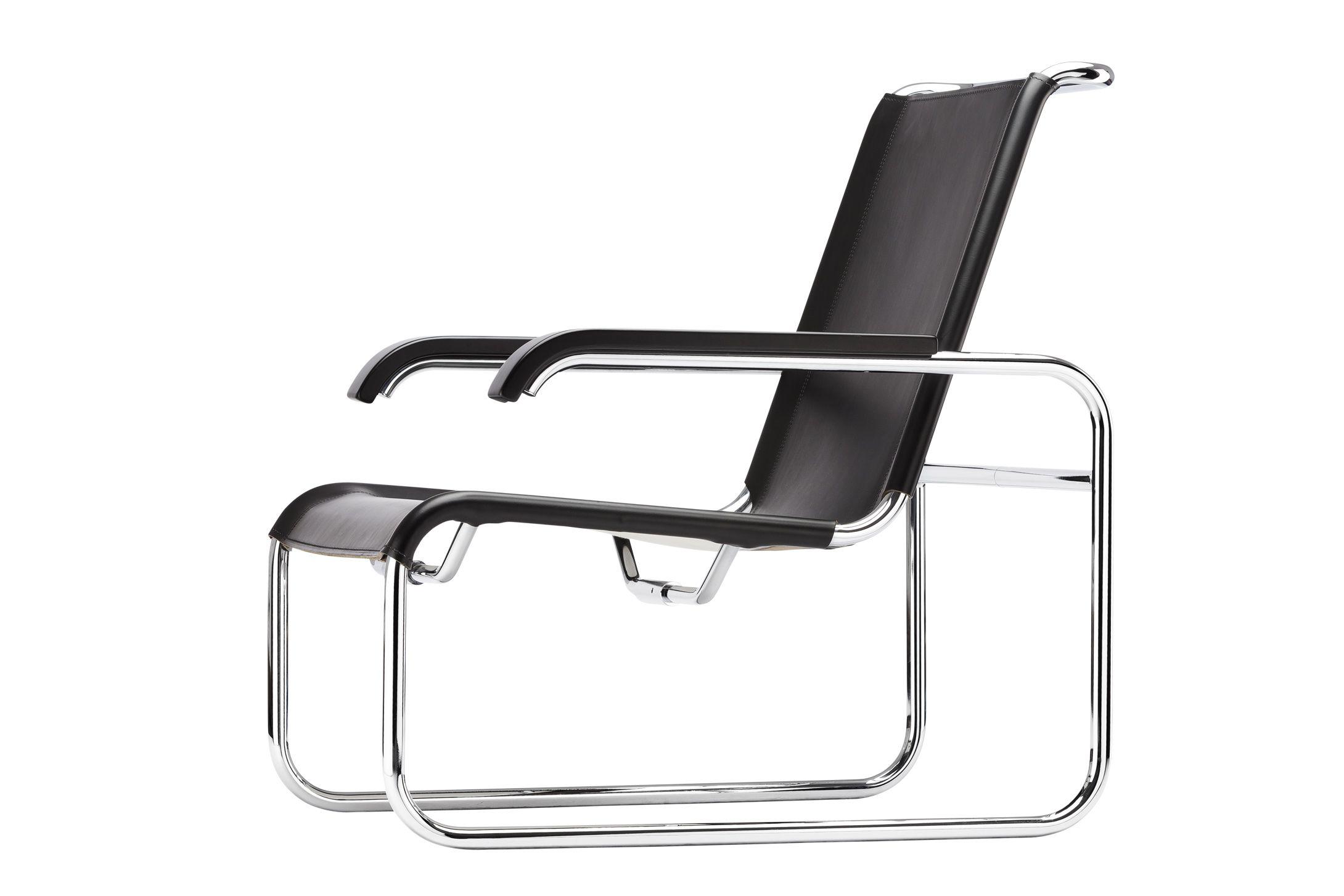Marcel Breuer S35 armchair 1928 bauhaus armchair design breuer