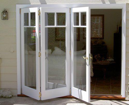 Afbeeldingsresultaat voor folding doors exterior   aanbouw french ...