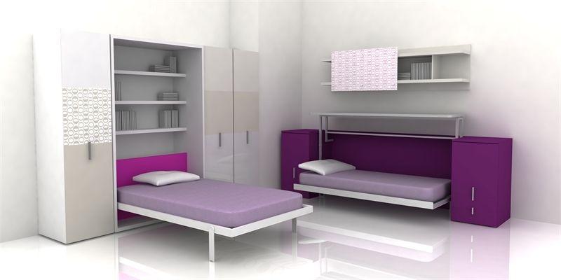 Bedroom, Wonderful Modern Style Gray Purple Interior Teenage Bedroom  Furniture Design: Sweet Pink Bedroom Furniture For Teenage Girl