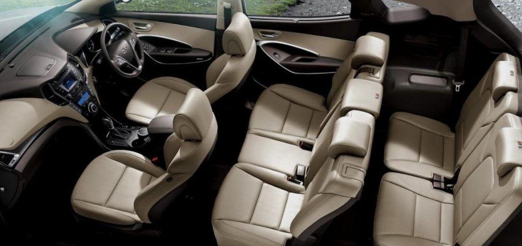 2020 Hyundai Santa Fe interior Santa fe interiors, New
