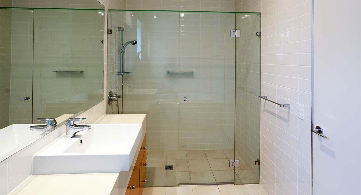 Nischendusche Glasduschen Bad Renovieren Dusche