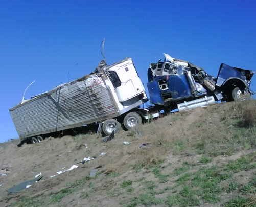 16 Year Old Allegedly Behind Wheel Of Big Rig That Crashed Into