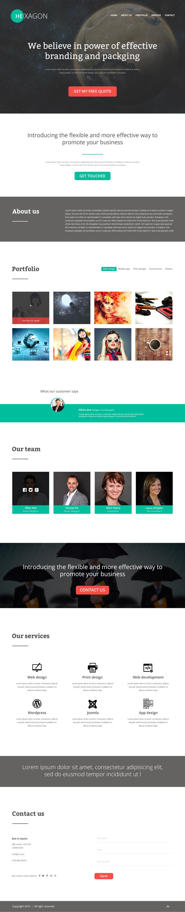 Beste E Commerce Webvorlagen Kostenlos Bilder - Beispiel Anschreiben ...