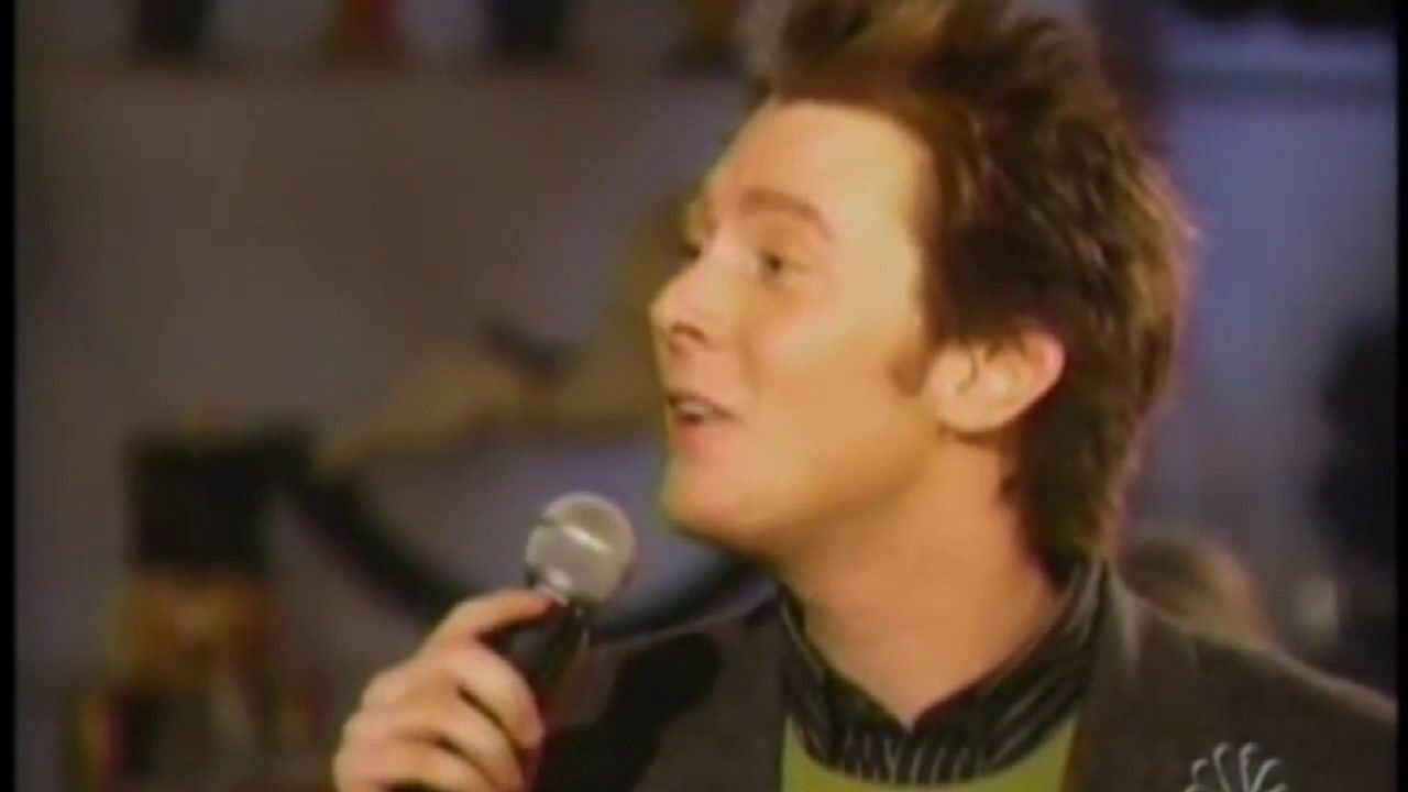 Barry Manilow, Yolanda Adams & Clay Aiken - Because it\'s Christmas ...