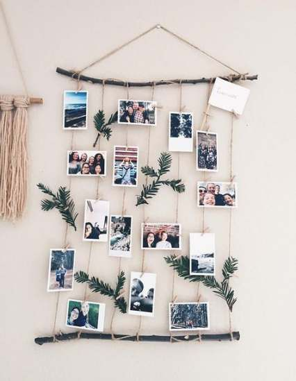 Photo of 45 ideas for diy wood wall art rustic photo displays