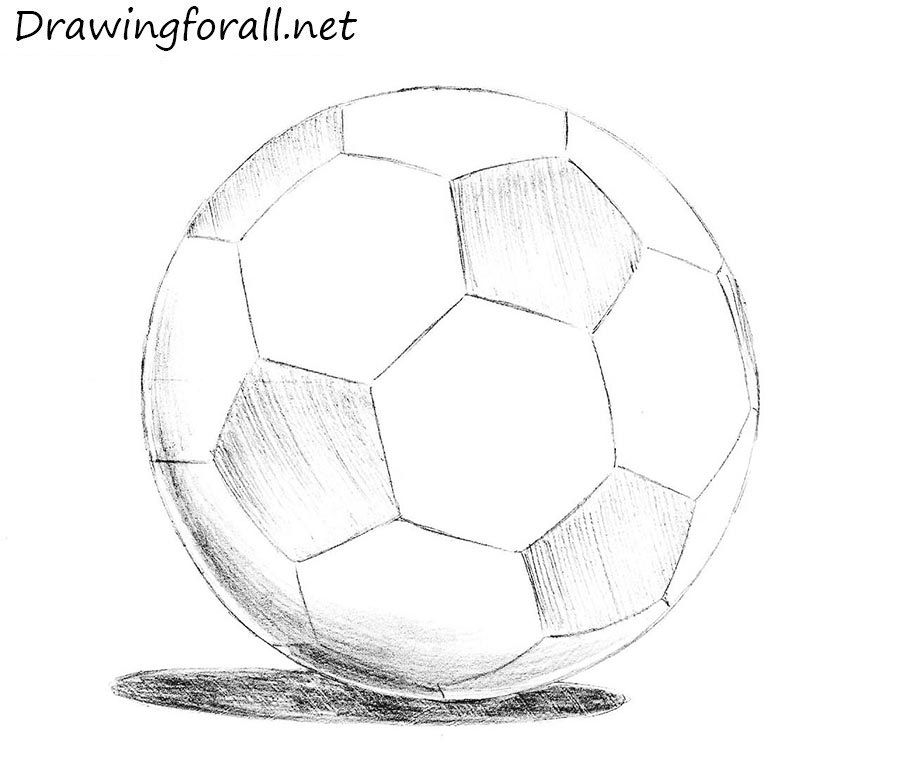 Футбольный мяч в картинках и рисунках
