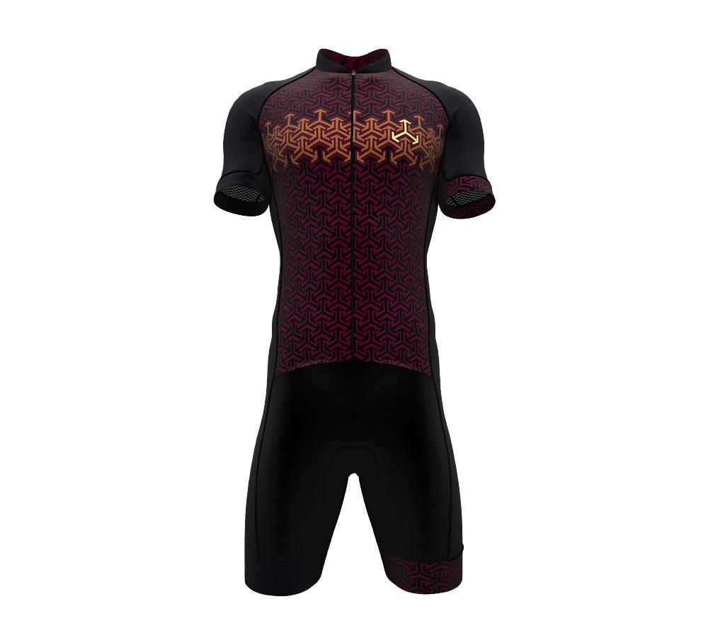Arrows Red Scudopro Cycling Speedsuit for Man – ScudoPro  7cff06d91